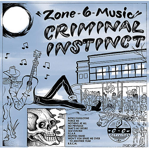 Alliance Criminal Instinct - Zone 6 Music