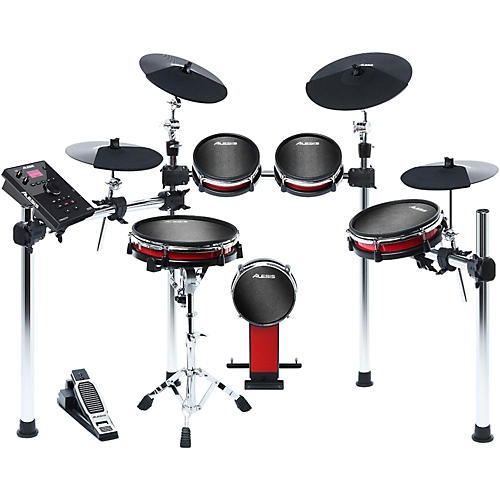 Alesis Crimson Ii 5 Piece Electronic Drum Kit Guitar Center