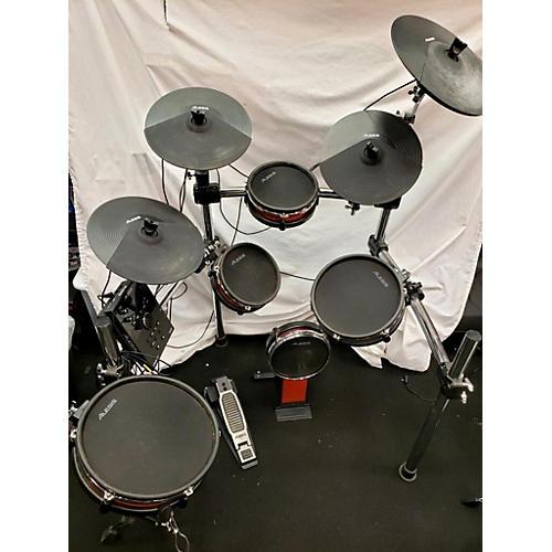 used alesis crimson ii electric drum set guitar center. Black Bedroom Furniture Sets. Home Design Ideas