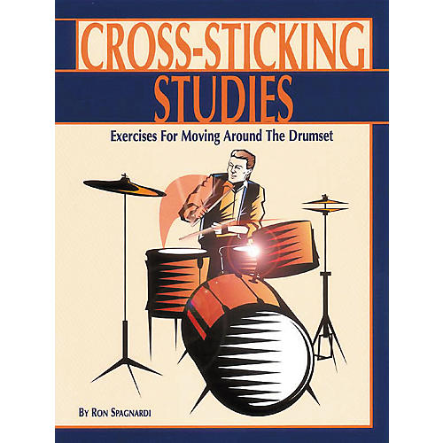 Hal Leonard Cross-Sticking Studies Book