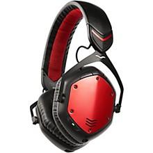V-MODA Crossfade Wireless Headphones Level 1 Rouge