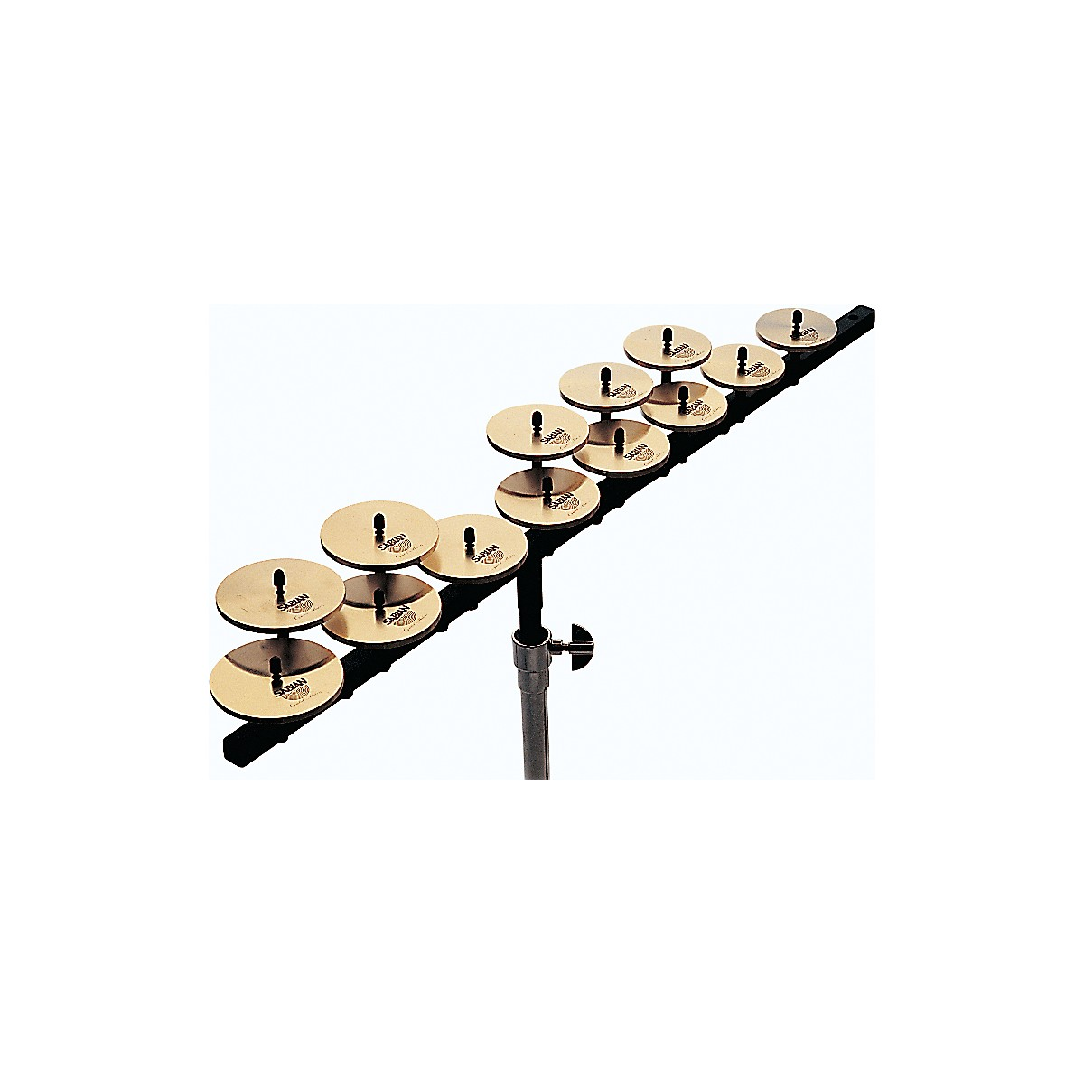 Sabian Crotales with Bar