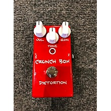 MI Audio Crunch Box Effect Pedal