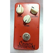 Joyo Crunch Distortion Effect Pedal