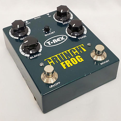 T-Rex Engineering Crunchy Frog Effect Pedal