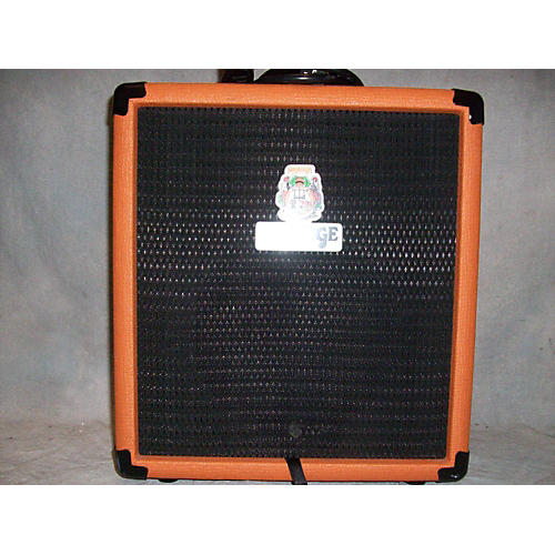 Orange Amplifiers Crush 20B Bass Combo Amp