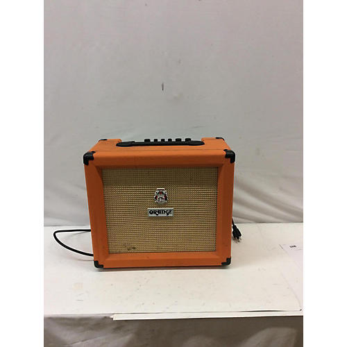 used orange amplifiers crush 35rt guitar combo amp guitar center. Black Bedroom Furniture Sets. Home Design Ideas