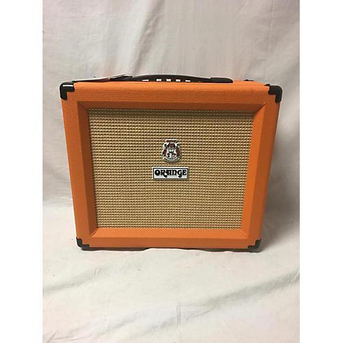 used orange amplifiers crush 35rt guitar combo amp guitar center. Black Bedroom Furniture Sets. Home Design Ideas