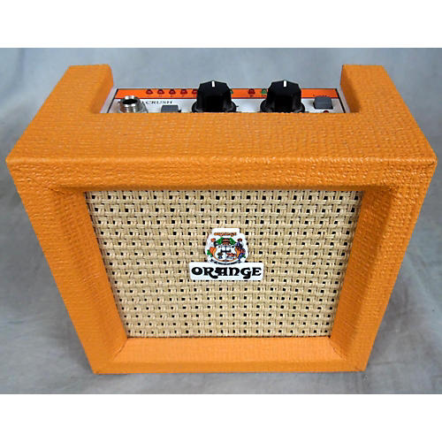 Orange Amplifiers Crush Micro Guitar Combo Amp