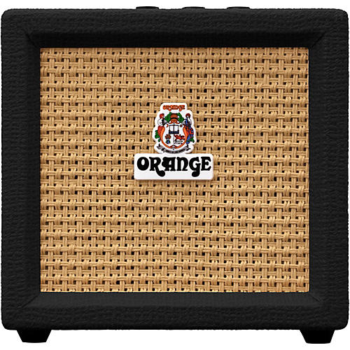 Orange Amplifiers Crush Mini 3W 1x3 Guitar Combo Amp