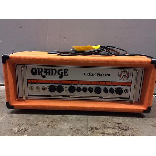 Orange Amplifiers Crush Pro 120 Tube Guitar Amp Head