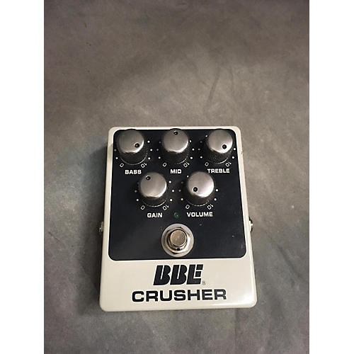 BBE Crusher Effect Pedal