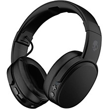 Crusher Wireless Headphones Black