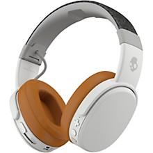 Crusher Wireless Headphones White