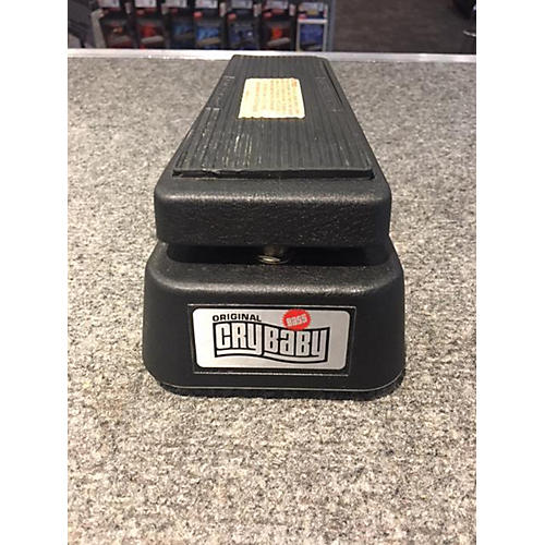 Dunlop Cry Baby GCB 100 Bass Effect Pedal