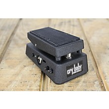 Dunlop Cry Baby Mini 535q Effect Pedal