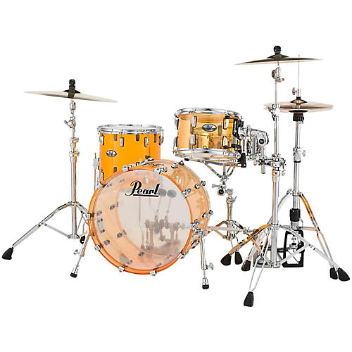 Pearl Crystal Beat 3-Piece Jazz Shell Pack