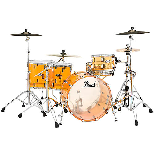 Pearl Crystal Beat 4-Piece Rock Shell Pack
