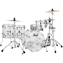 Crystal Beat 4-Piece Rock Shell Pack Ultra Clear