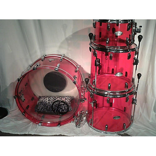 Pearl Crystal Beat Drum Kit