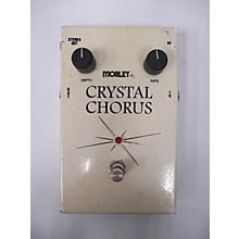 Morley Crystal Chorus Effect Pedal