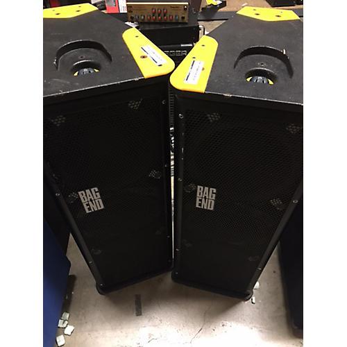 Bag End Crystal R Unpowered Speaker