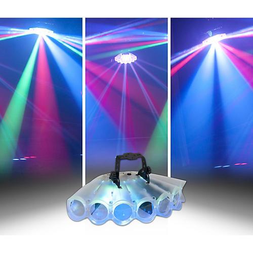 Eliminator Lighting Crystal Ray LED RGBW Lighting Effect