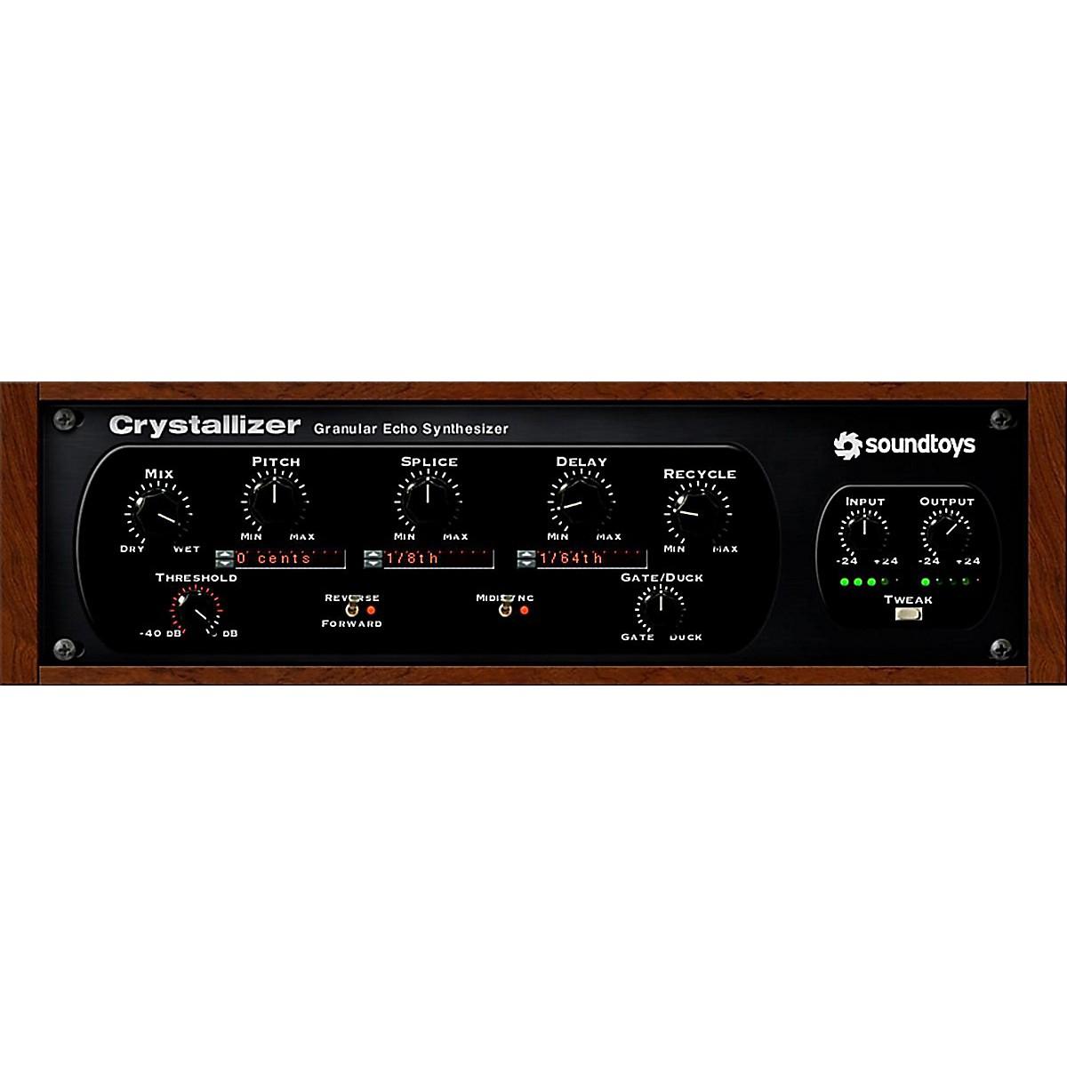 Soundtoys Crystallizer 5 Software Download