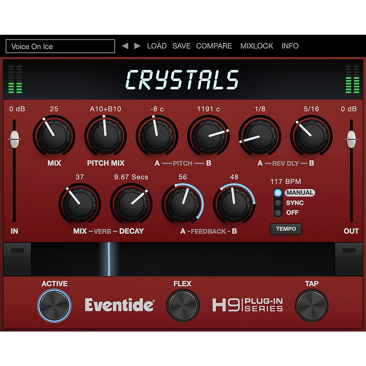 Eventide Crystals Native Plug-in (Software Download)