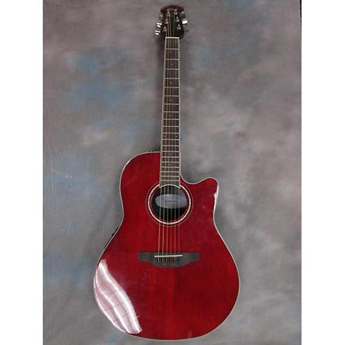 Ovation Cs24 Acoustic Electric Guitar