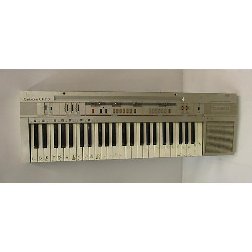 used casio ct310 synthesizer guitar center. Black Bedroom Furniture Sets. Home Design Ideas
