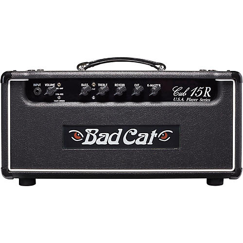 Bad Cat Cub 15R USA Player Series 15W Tube Guitar Amp Head
