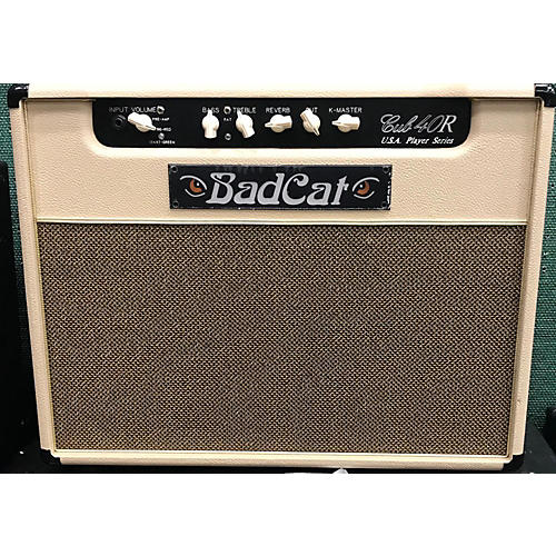 used bad cat cub 40r player 39 s series tube guitar combo amp guitar center. Black Bedroom Furniture Sets. Home Design Ideas
