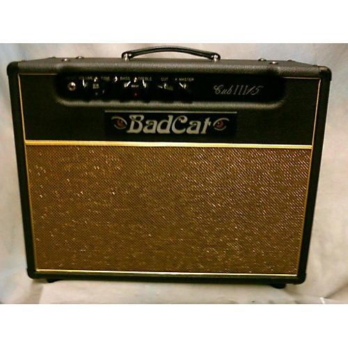 Bad Cat Cub III 15W 1x12 Tube Guitar Combo Amp