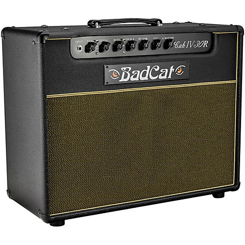 Bad Cat Cub III 30W 1x12 Guitar Combo Amp with Reverb