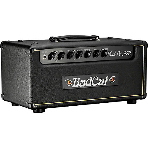 Bad Cat Cub IV 30W Guitar Head with Reverb