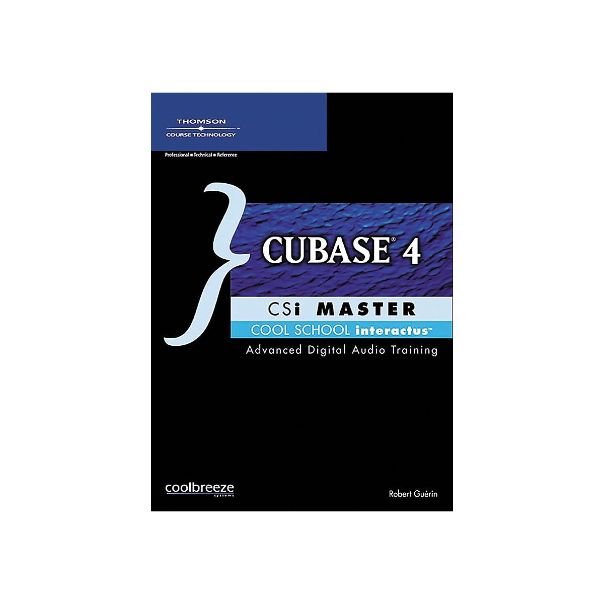 Course Technology PTR Cubase 4 CSi Master DVD-ROM