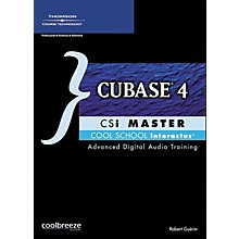Course Technology PTR Cubase 4 CSi Master DVD-ROM