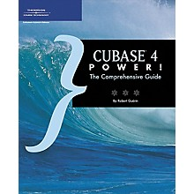 Course Technology PTR Cubase 4 Power: The Comprehensive Guide Book