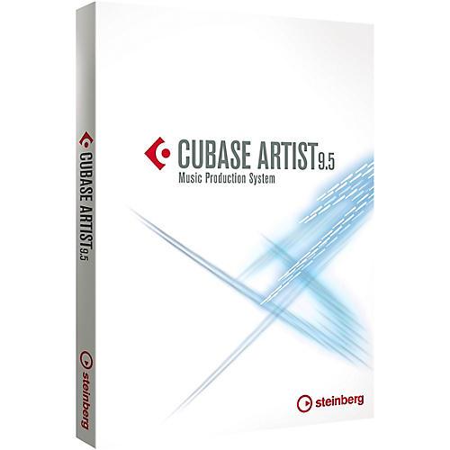 Steinberg Cubase Artist 9.5 Upgrade (From Artist 7-8)