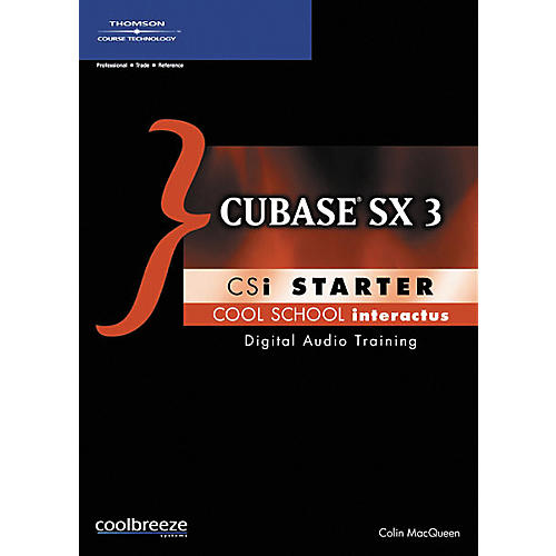 Course Technology PTR Cubase SX 3 CSi Starter Cool School Interactive (CD-ROM)