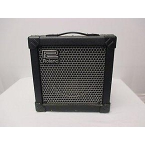 used roland cube 15 guitar combo amp guitar center. Black Bedroom Furniture Sets. Home Design Ideas