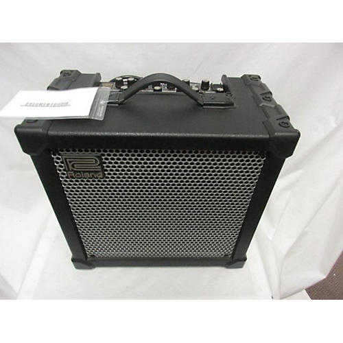 used roland cube 80xl 80w 1x12 guitar combo amp guitar center. Black Bedroom Furniture Sets. Home Design Ideas