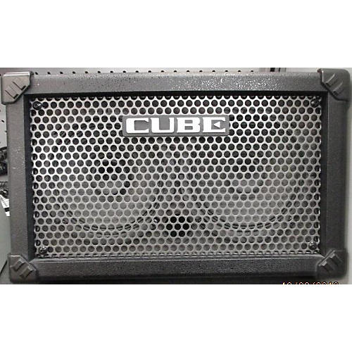 used roland cube street guitar combo amp guitar center. Black Bedroom Furniture Sets. Home Design Ideas