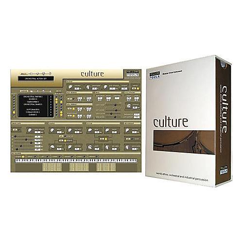 Yellow Tools Culture Modular Virtual Instrument