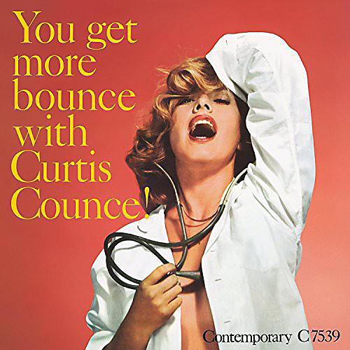 Alliance Curtis Counce - You Get More Bounce with Curtis Counce