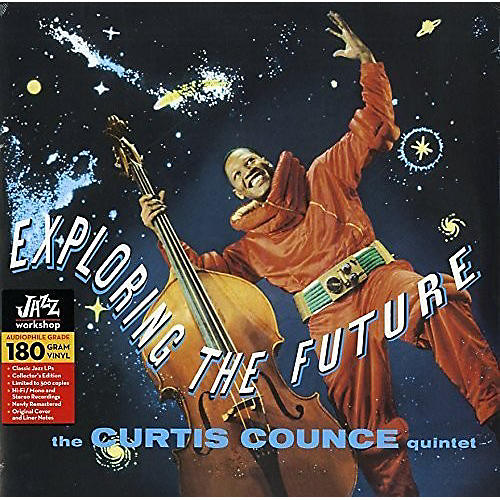 Alliance Curtis Counce Quintet - Exploring the Future