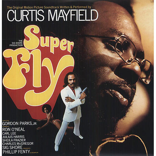 Alliance Curtis Mayfield - Superfly