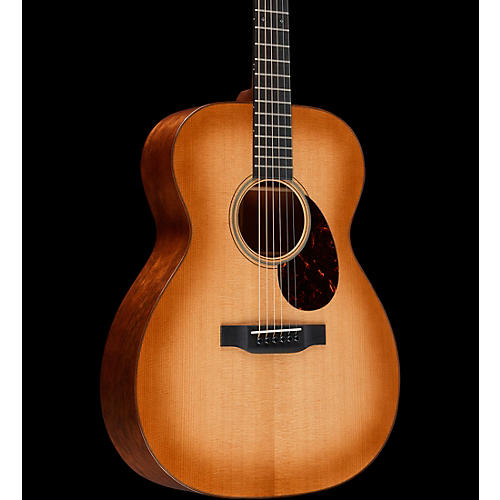 Martin Custom 000 Quilted Mahogany Deluxe