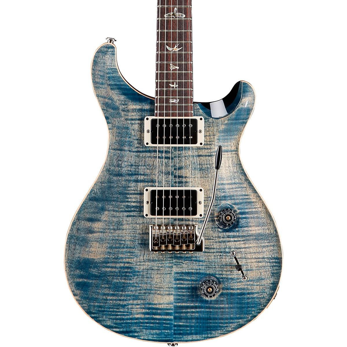 PRS Custom 22 Carved Figured Maple Top with Gen 3 Tremolo Bridge Solid Body Electric Guitar